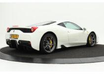 2021 Ferrari 458 Spy Shots