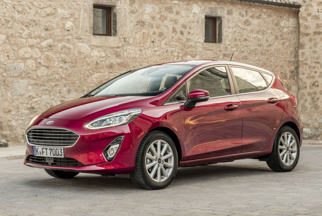 2021 Ford CMax Engine