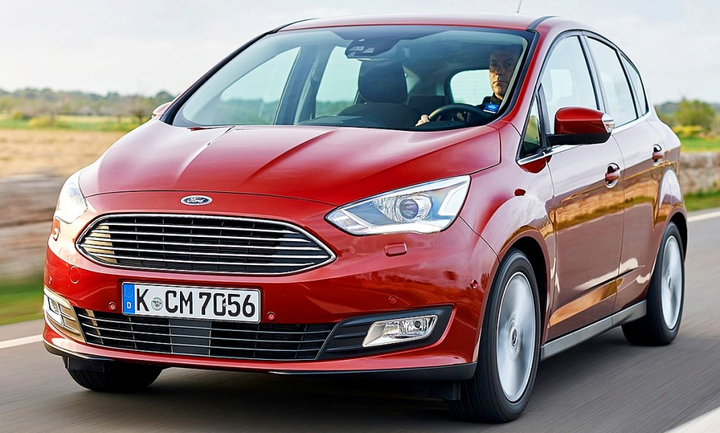 2021 Ford CMax Powertrain