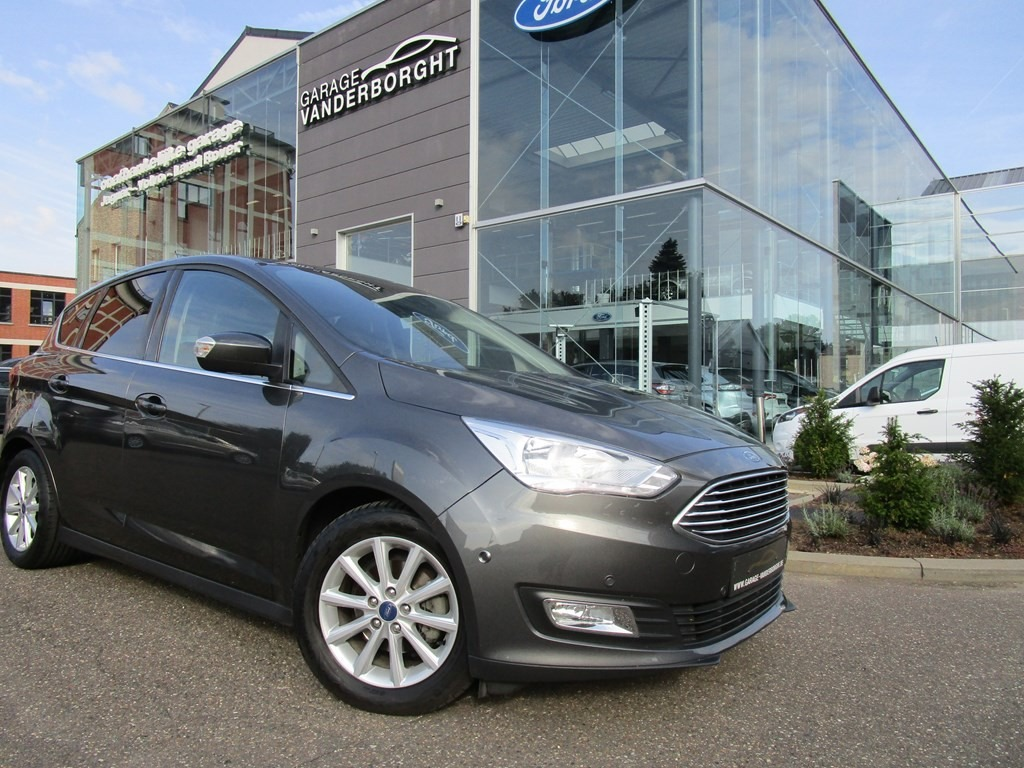 2021 Ford CMax Price