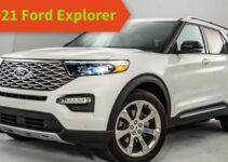2021 Ford Explorer Sports Images