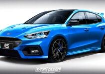 2021 Ford Focus Redesign