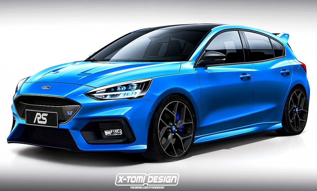 2021 Ford Focus Redesign