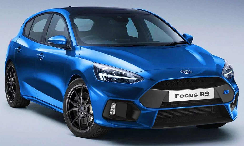 2021 Ford Focus Wallpapers