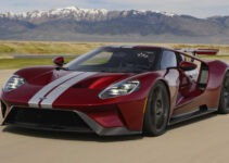 2021 Ford GT Redesign