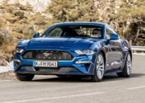 2021 Ford Mustangand Spy Photos