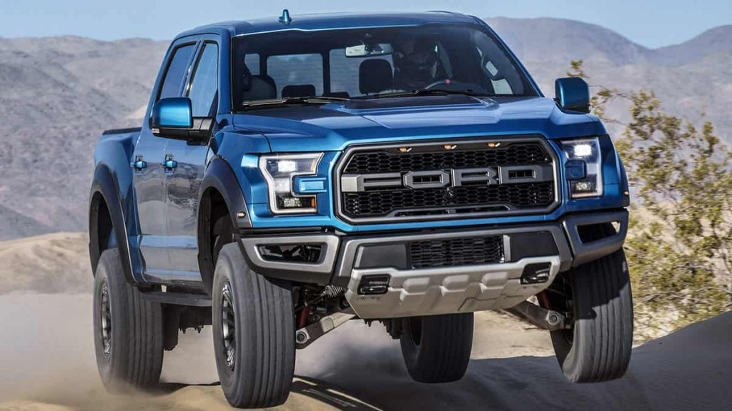 2021 Ford Raptor Pictures