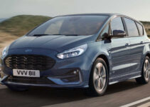 2021 Ford SMax Pictures