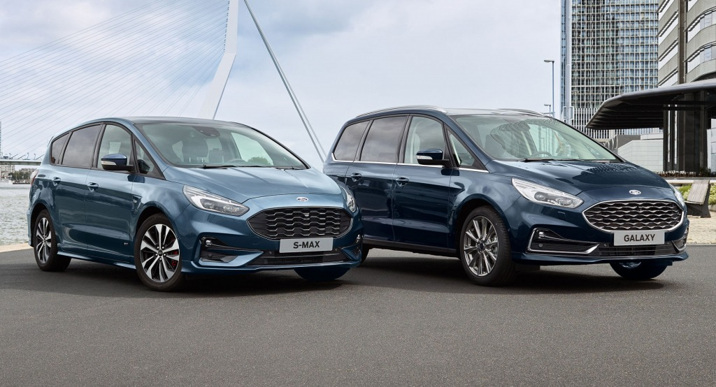 2021 Ford SMax Redesign