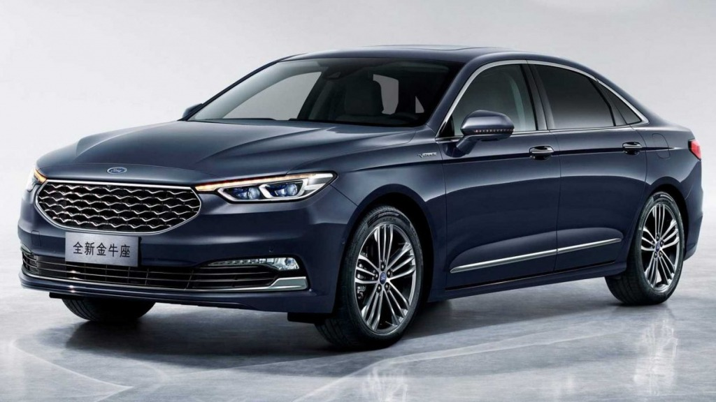 2021 Ford Taurus Powertrain