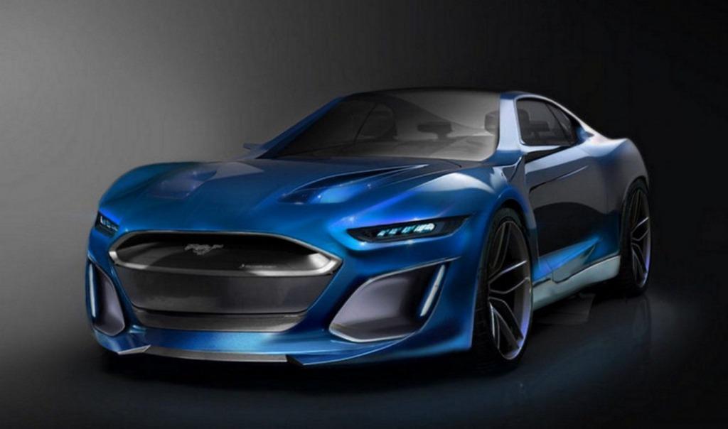 2021 Ford Thunderbird Concept