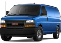 2021 GMC Savana Pictures