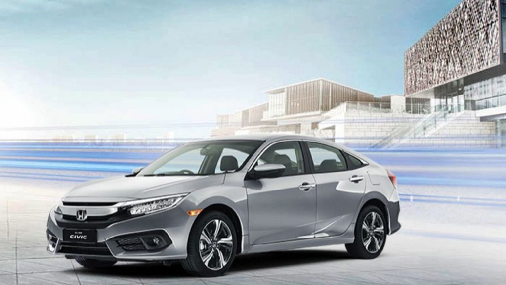 2021 Honda Civic Powertrain
