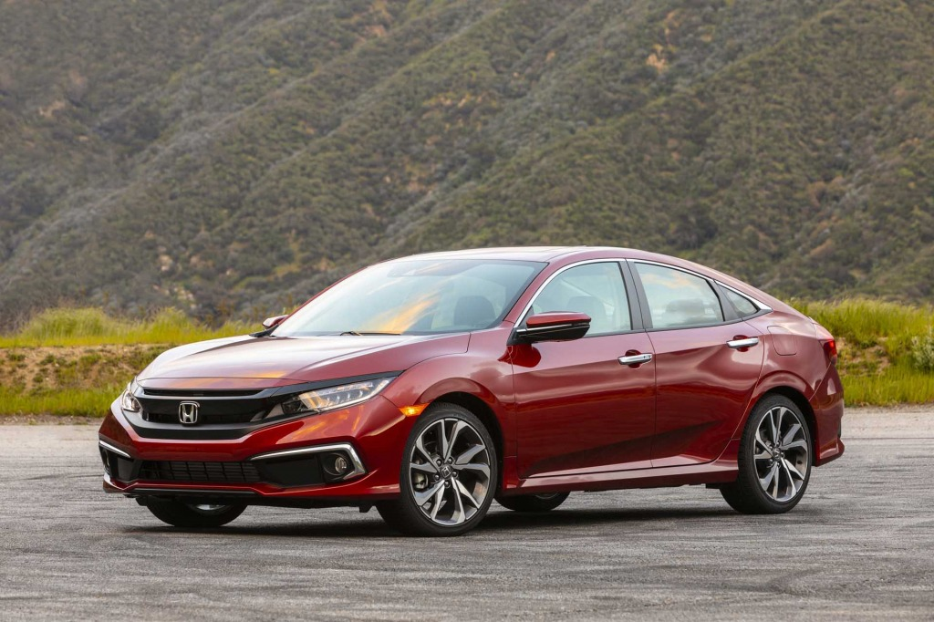 2021 Honda Civic Redesign