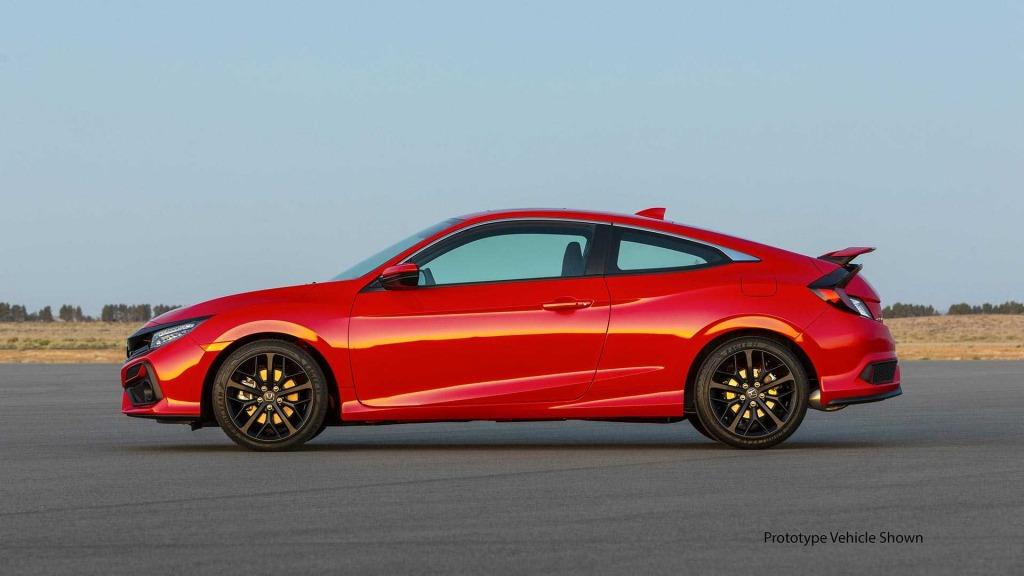 2021 Honda Civic Si Concept