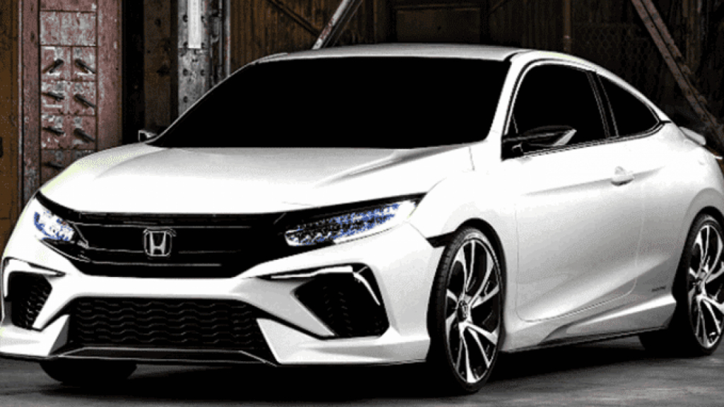 2021 Honda Civic Si Pictures