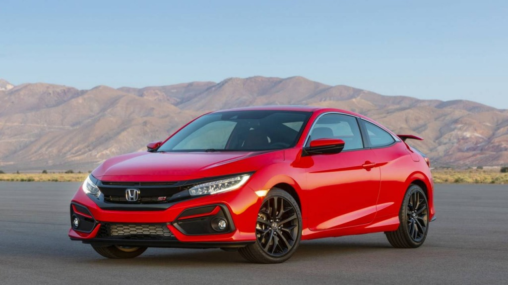 2021 Honda Civic Si Price