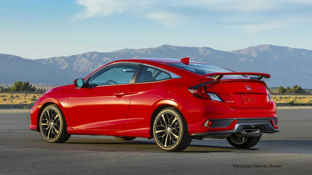 2021 Honda Civic Si Redesign