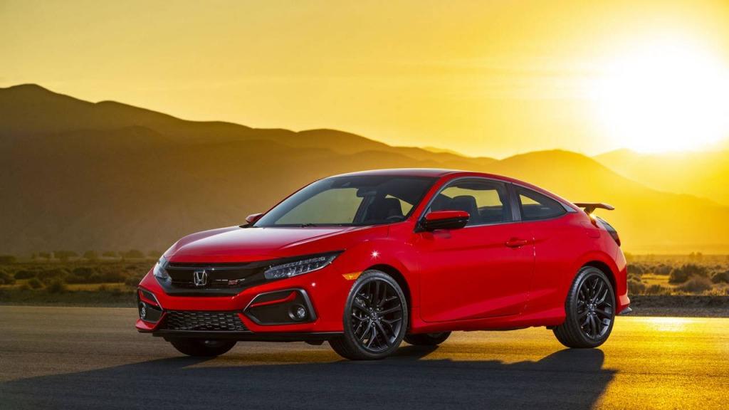 2021 Honda Civic Si Specs