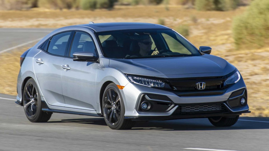 2021 Honda Civic Wallpapers