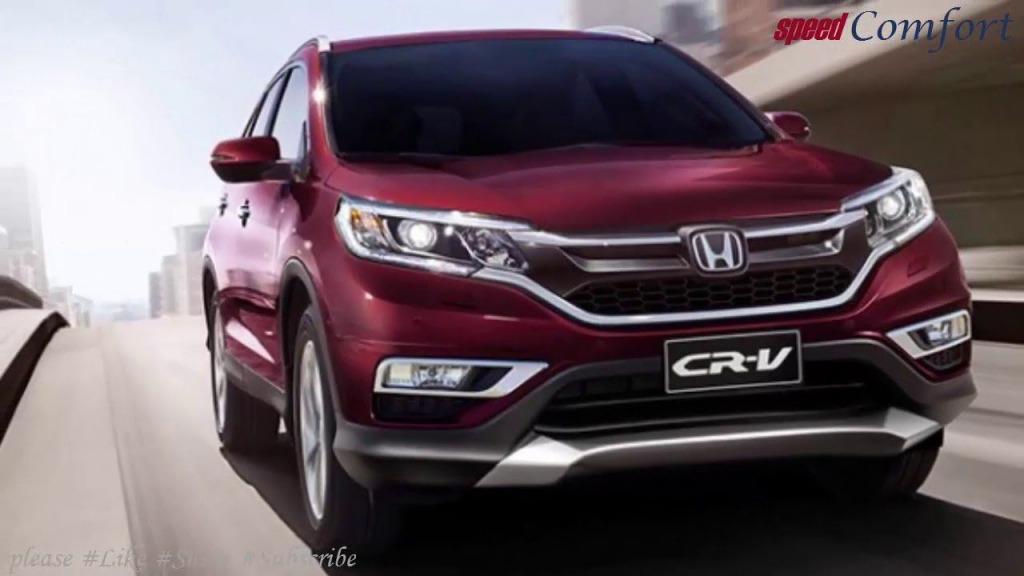 2021 Honda CRV Images