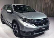 2021 Honda CRV Wallpaper