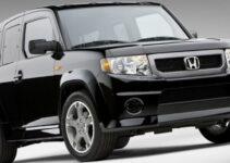 2021 Honda Element Spy Shots