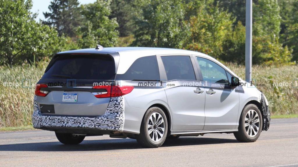 2021 Honda Odyssey Concept