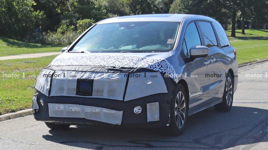 2021 Honda Odyssey Powertrain