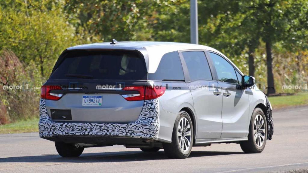 2021 Honda Odyssey Wallpapers