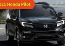2021 Honda Pilot Wallpaper