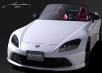 2021 Honda S2000and Concept
