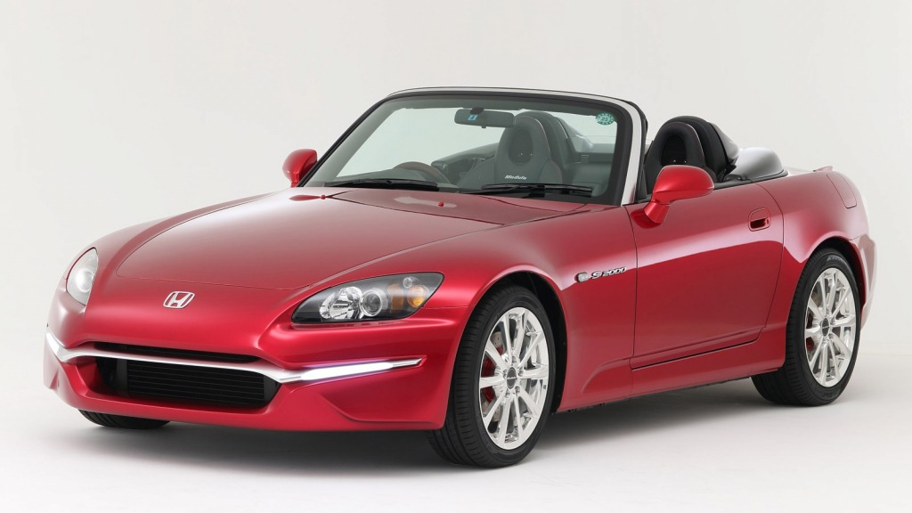 2021 Honda S2000and Images