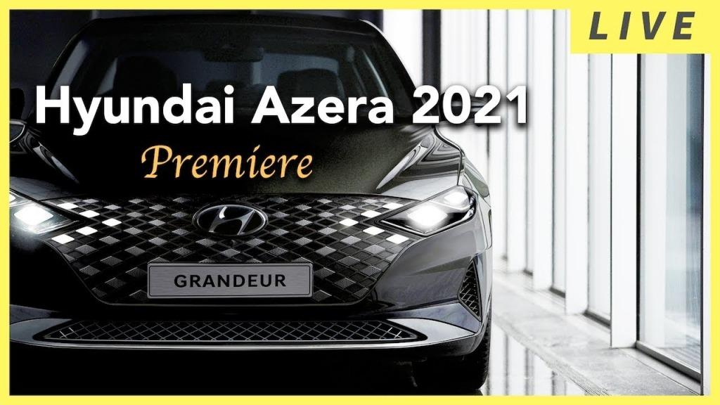 2021 Hyundai Azera Pictures