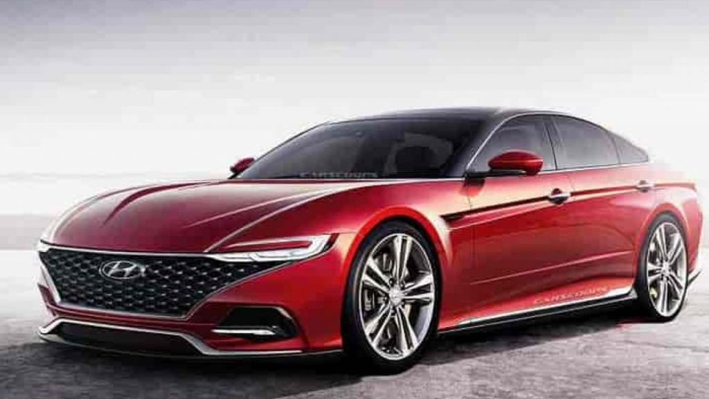 2021 Hyundai Azera Redesign