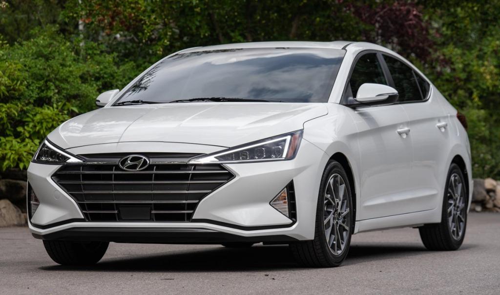 2021 Hyundai Elantra Price