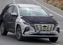 2021 Hyundai Tucson Specs