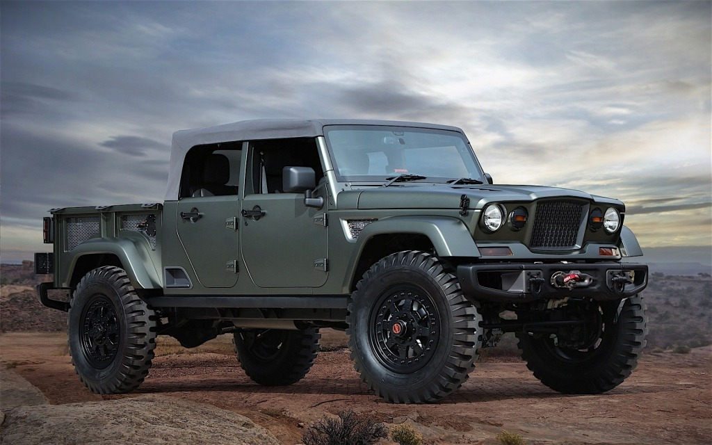 2021 Jeep Jeepster Release Date