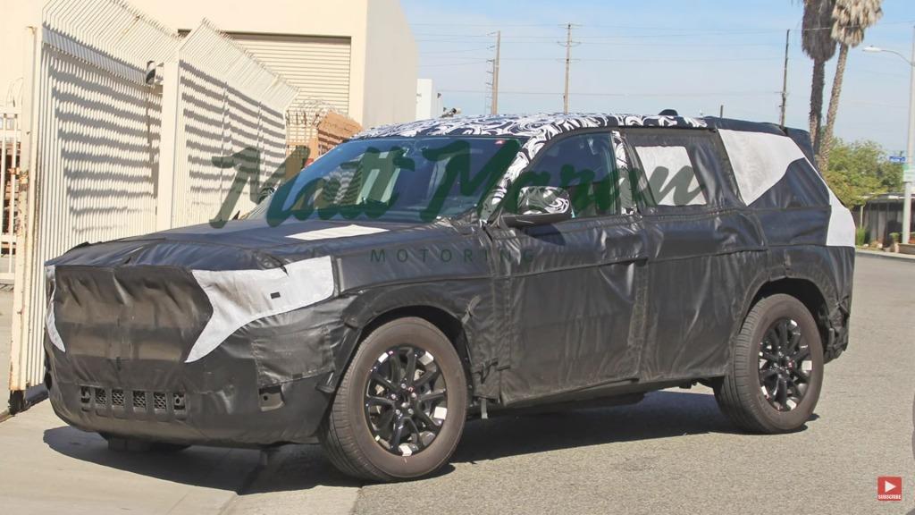 2021 Jeep Jeepster Specs