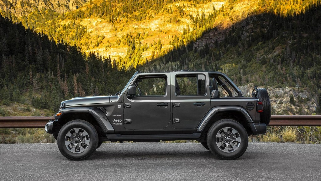 2021 Jeep Wrangler Wallpapers