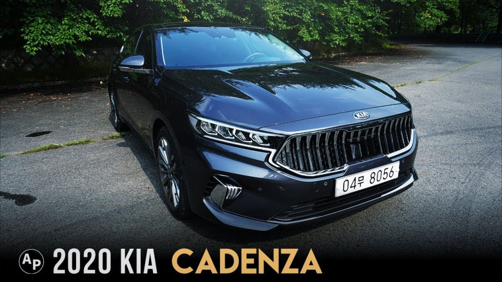 2021 Kia Cadenza Images