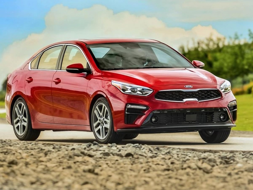 2021 Kia Forte Pictures | New Cars Zone