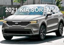 2021 Kia Sedona Redesign