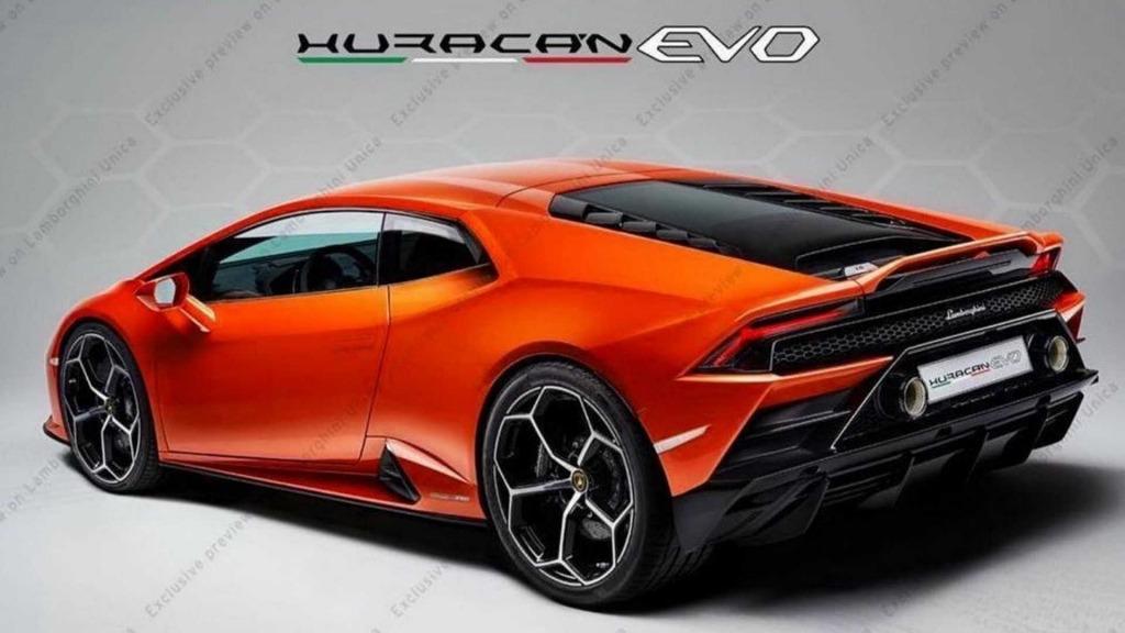 2021 Lamborghini Huracan Interior