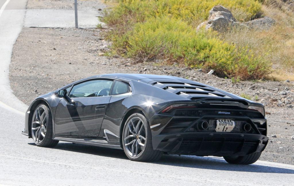 2021 Lamborghini Huracan Specs