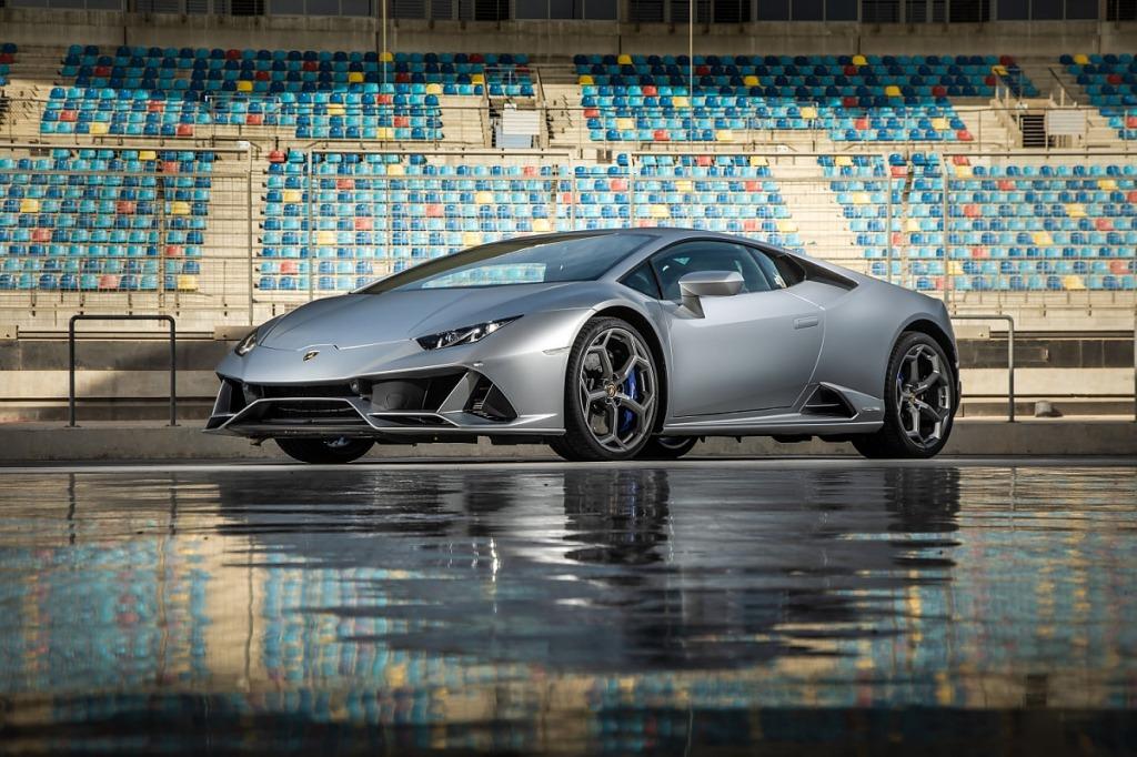 2021 Lamborghini Huracan Wallpaper