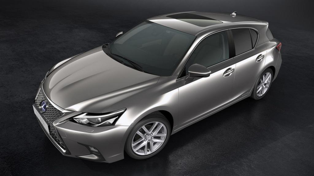 2021 Lexus CT 200h Drivetrain