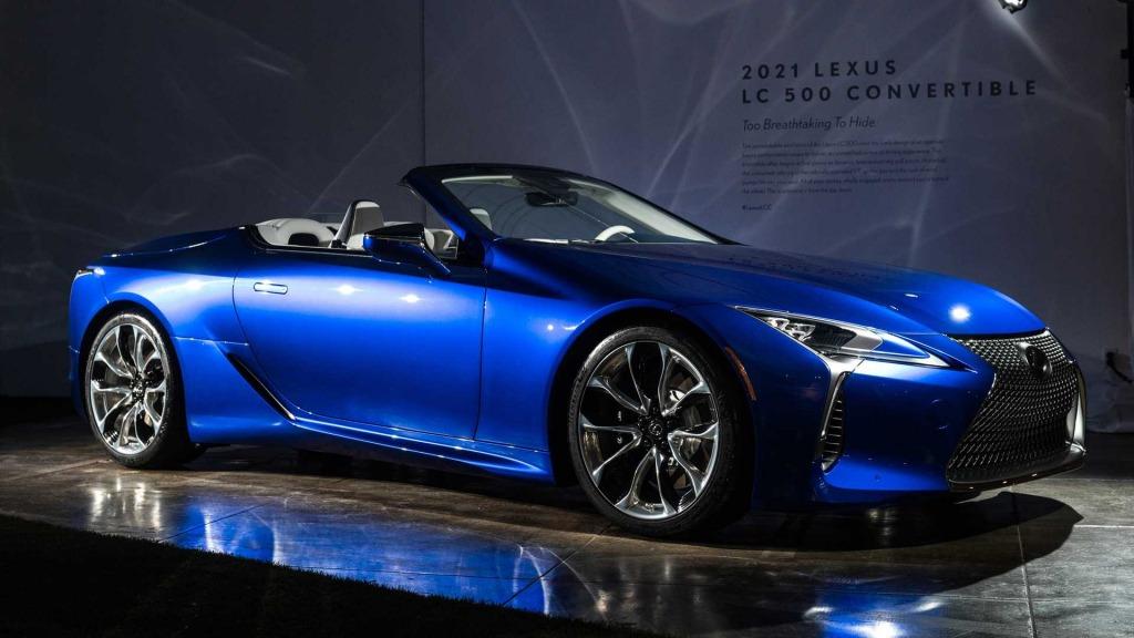 2021 Lexus LFLC Price