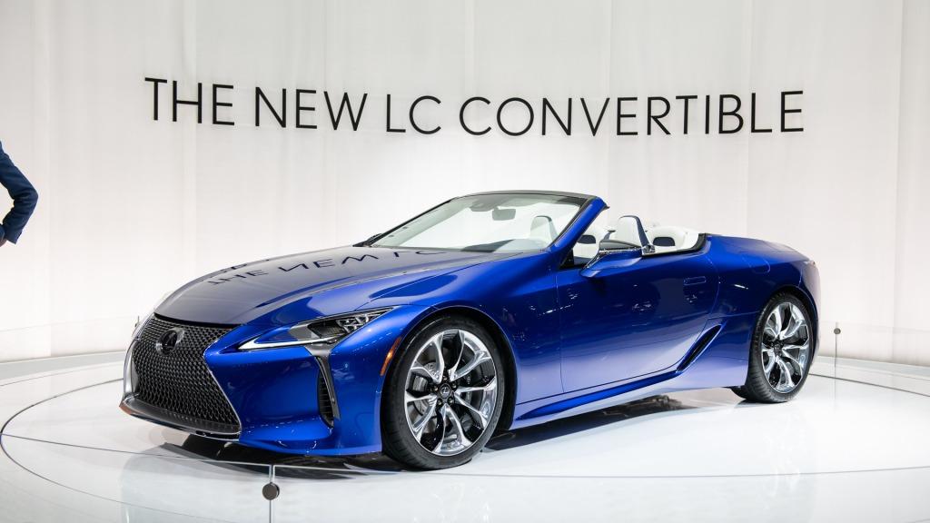 2021 Lexus LFLC Wallpapers