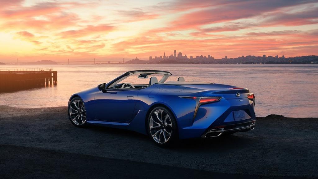 2021 Lexus SC Concept